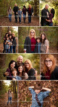 Family with older kids - Kathleen Weibel Photography - League City Family Photographer