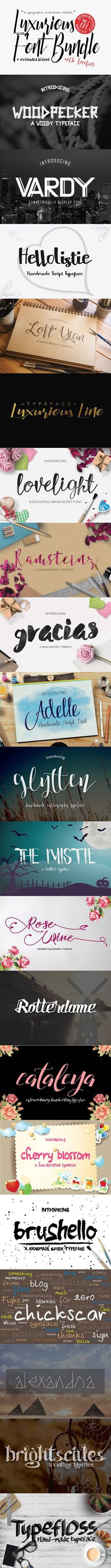 cursive fonts for wedding cards%0A Lucky Fellas Brush Script   Extras   Brush script  Fonts and Email  newsletters