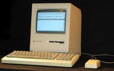 1986 – Macintosh Plus. Evolución del Macintosh 128 K fabricado hasta inicios de los 90