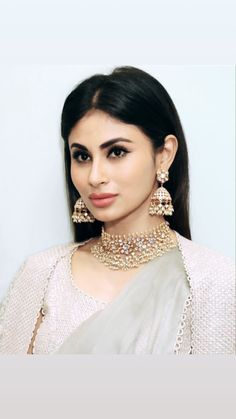 WhatsApp us for Purchase & Inquiry : Buy Best Designer Collection from Indian Tv Actress, Indian Bollywood Actress, Bollywood Girls, Indian Actresses, Indian Makeup, Indian Beauty Saree, Most Beautiful Indian Actress, Beautiful Actresses, Mauni Roy