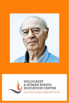 Holocaust and Human Rights Education Center – Learn from the past, protect the future Putnam County, Soviet Army, Becoming A Teacher, Holocaust Survivors, Education Center, 14 Year Old, Human Rights, Jay, Acting