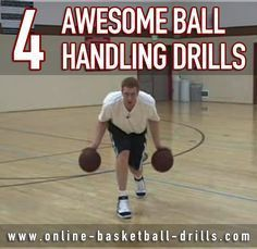 Ball Handling Drill: Killer Ball Handling Drills to Improve Dribbling