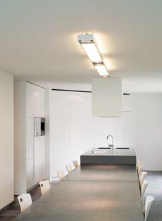 1,15 Meter Led Stucco Strip for Indirect Lighting XPS 90x40 KD301