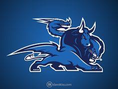 Fantasy Sports Logos on Behance