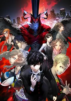 Persona 5 is the sixth game in the Persona series. It is an upcoming role-playing game developed by Atlus' P-Studio. The story focuses on the 16-year-old protagonist after he is transferred to Syujin High School in Tokyo, Japan. He is currently staying with Sojiro Sakura, his parents' friend, at a coffee shop called Cafe Le Blanc. At school, the protagonist meets up with problem student Ryuji Sakamoto, the withdrawn Anne Takamaki, art student Yusuke Kitagawa, and a talking, shape-shifting...