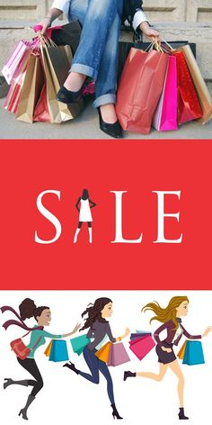 How to Shop in the Sales | Alicia Kay Style