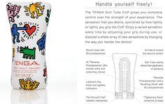 Masturbadores Masculinos Tubos Keith Haring Blando Tenga_Detalles_Pardal Sense Ales Sex Shop Online #masturbadoresmasculinos #tubomasturbador #comprarmasturbadores