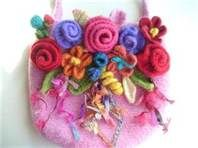 Free Crochet Purse Patterns  - This is gorgeous! - Bing Images