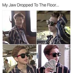 My jaw dropped to the floor and back 1000 times. HE KEEPS DISRESPECTING US YALL! - Credit: @_ryan.monster_ #BTS #kimnamjoon