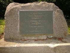 George H.W. Bush Birthplace - Milton, Massachusetts