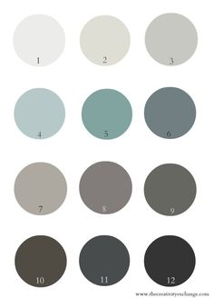 Be inspired with these pretty interior door paint colors that turn a boring white door into something amazing!