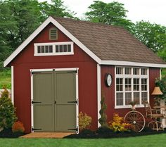 Sheds And Studios