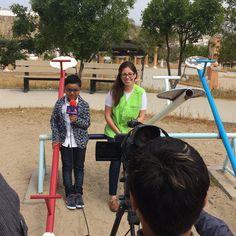 El día de hoy tuvimos una entrevista con un reporterito sobre temas de medio ambiente  Proximanente podrán verla en un especial del Día del niño que está organizando TvAzteca. Gracias por la oportunidad de que más niños y jóvenes se comprometan con el cuidado del medio ambiente  #medioambiente #tvazteca #tijuana