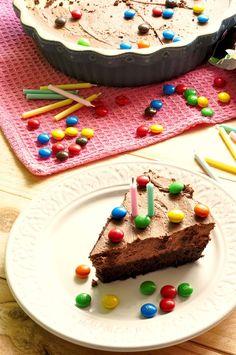 OBSESIÓN CUPCAKE: CHOCOLATE SHORTBREAD CAKE