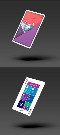 Win This Custom Card Deck & Discover Web Design Trends 2004-2014 https://www.pinterest.com/templatemonster/win-the-web-design-trends-cards/  #webdesigntrends #playingcards #website #webdev #design #html5