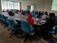Lawatan SMK Tengku Kudin, Raub, Pahang | Photos