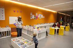 Biblioteca Singuerlín (Santa Coloma de Gramenet)