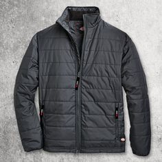 The Dickies Pro Glacier extreme puffer jacket is the ultimate in water repellent jackets. Perfect for work or casual wear. Puffer Jackets, Winter Jackets, Mens Gear, Extreme Weather, Work Shirts, Weather Conditions, Insulation, Casual Wear, Jasper