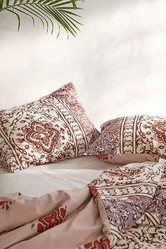 Magical Thinking Boho-Stripe Sham Set - Add color to white sheet sheets and comforter #UOonCampus #UOContest