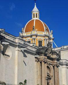Templo La Merced #centrohistorico #Guatemala #Guatelinda #visitguatemala #church #catholic #beautifulbuildings #beautifulcity #instaxgt #wonderfultrip
