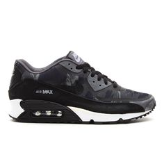 NIKE AIR MAX 90 PREM TAPE BLACK/COOL GREY-WHITE