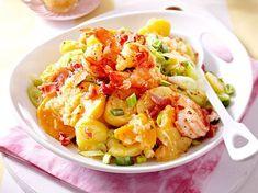 Asiatischer Garnelen-Salat
