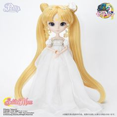 Pullip Princess Serenity #Body