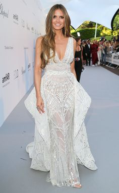 320884077a Alessandra Ambrosio Brings the Glamour in a Beautiful Beaded Gown - and  More Must-See Photos from Cannes! Beaded GownHeidi KlumCannes Film  FestivalSexy ...