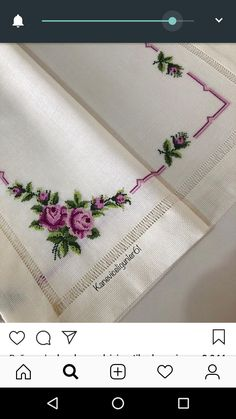 Herringbone Stitch, Cross Stitch Flowers, Diy And Crafts, Creations, Moda Masculina, Cross Stitch Embroidery, Cushions, Counted Cross Stitches, Tattoos