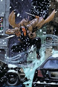 Deathstroke by Denys Cowan and Bill Sienkiewicz