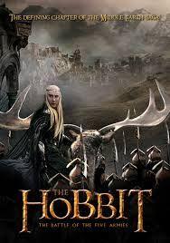 hobbit the battle of the five armies
