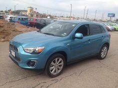2014 MITSUBISHI OUTLANDER SPORT ES SUV FOR SALE IN MIDLAND TX #MitsubishiCars #Midland #Texas #cars