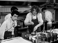 On the anniversary of his groundbreaking cookbook White Heat, Observer Food Monthly looks back on the early career of the groundbreaking chef Fig Recipes, Chef Recipes, Chef Marco Pierre White, Art Of Fighting, White Heat, White White, Finishing School, Special People, Food Design
