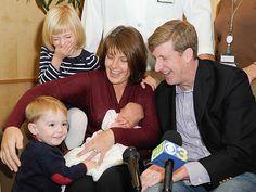 Patrick Kennedy family - November 2013