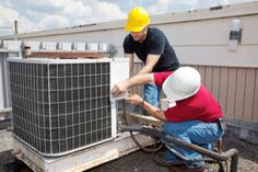 Heat pump repair by professionals at Universal Plumbing and Heating in Vancouver.  #heat #pump #repair #vancouver #furnace #carrier #commercial #residential #contractor #maintenance #installation