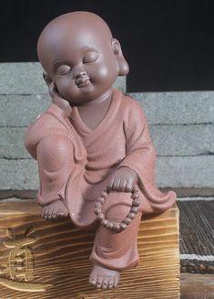 Budha Baby Buddha, Little Buddha, Buddha Zen, Gautama Buddha, Buddha Buddhism, Buddha Sculpture, Sculpture Art, Small Buddha Statue, Buddha Decor