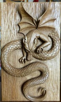 Dragon | Woodcarvingworkshops.tv