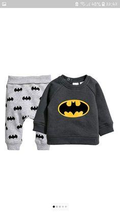Outfit Batman by H&M