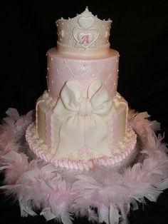 Princess Quince Cake!