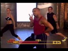 ▶ Hip Hop Abs Hips, Buns and Thighs - YouTube