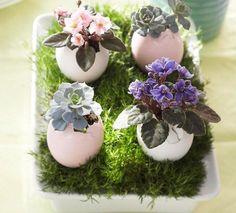 Unique Easter Flower Decorations