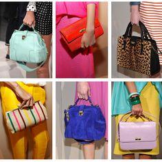 Jcrew 2012 spring handbags