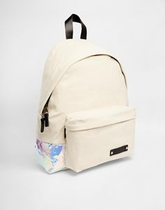Enlarge Eastpak Padded Backpack With Holographic Panel