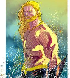 Aquaman by Francis Manapul