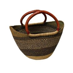 Ghana Bolga Market Basket by Africanhc on Etsy