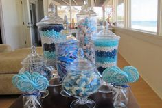 Create Your Own Candy Buffet