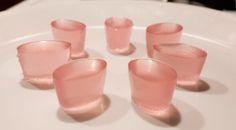 Vodka Pink Lemonade Jello Shot