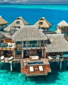 Hilton Bora Bora Resort Spa - Bora Bora, French Polynesia #Jetsetter