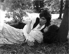 Wuthering Heights - with Timothy Dalton as Heathcliff and Anna Calder-Marshall as Cathy ( 1970)