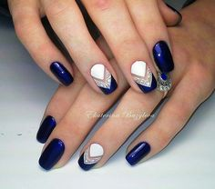 19 - current trends of very beautiful nail design 19 - Tried this Pin Add a photo to show how it went - 1 19 - current trends of very beautiful nail design 2020 - 2 festival nails spring n. Royal Blue Nails Designs, Bridal Nails Designs, Gel Nail Art, Gel Nails, Manicure, Beautiful Nail Designs, Beautiful Nail Art, Color For Nails, Nail Colors